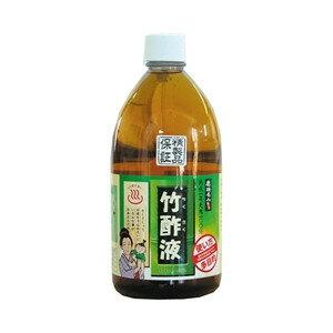 【5500円(税込)以上で送料無料】日本漢方研究所 炭焼名人 竹酢液 1L【4984090555212】