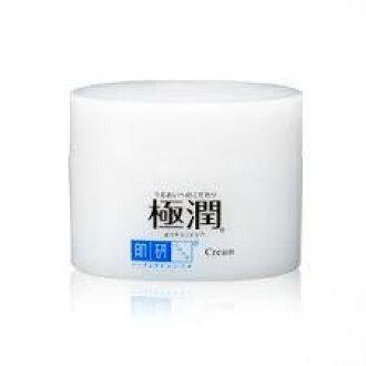 医学 rohto hadalabo (hadalabo) 极地 gokujun 透明质酸霜 50 g 酸性低过敏性和无香型 / 矿物油免费,不含酒精