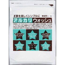地の塩社 アルカリウォッシュ 3kg ( 掃除 セスキ炭酸ソーダ ) ( 4982757811145 )