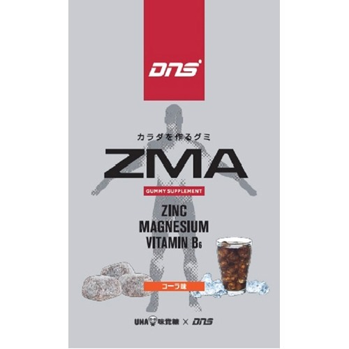 【P10倍】UHA味覚糖 DNSグミ ZMA 29g