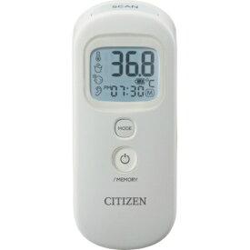 【P10倍】シチズンシステムズ シチズン 耳 額式 体温計 CTD711