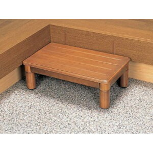 パナソニックエイジフリー 木製玄関ステップ1段600600