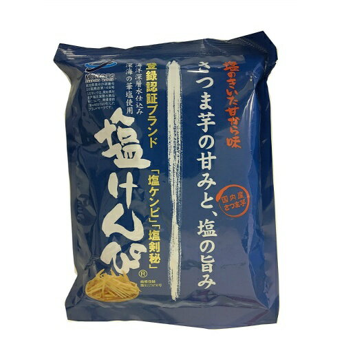 南国製菓 塩けんぴ 165g×15個セット