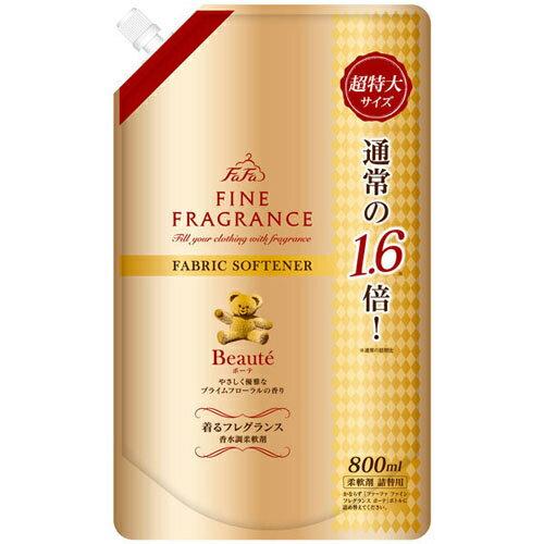 【5500円(税込)以上で送料無料】 ファーファ ファインフレグランス ボーテ  800ml 詰替 fafa fine fragrance (4902135325729)
