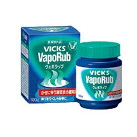 【あわせ買い2999円以上で送料無料】大正製薬 ヴィックス ヴェポラッブ 瓶 100g