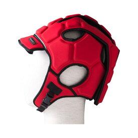 ヘッドギア型保護帽 アボネット アクティブ コア / 2220 M-L レッド
