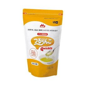 とろみ調整食品 つるりんこクイックリー 300g  (福祉/介護用品/介護食/とろみ剤/とろみ調節/トロミ/嚥下補助/餡/ペースト/ミキサー食)