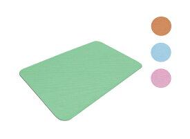 ダイヤタッチ すべり止め健康お風呂マット(L80)ブルー/グリーン/ピンク/ブラウン 50×80cm 浴槽内 洗い場 浴室 シンエイテクノ あす楽