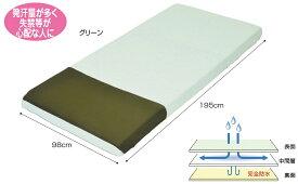 ハイパ-除湿シーツ 吸水拡散+防水・ボックス全身