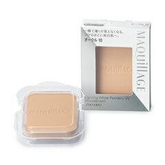 資生堂 マキアージュライティング ホワイトパウダリー UV(レフィル) オークル10【ゆうパケット専用送料無料】