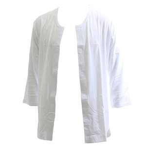 綿100% 介護肌着 マジックテープ シャツ 7分袖 紳士用 前開きシャツ ワンタッチ肌着 ソフトな着心地 愛情 肌着 手術後 お年寄り 病院着 体の不自由な方 着脱に不便を感じる方へ 下着 肌着 イ
