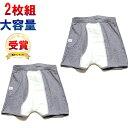 失禁パンツ 男性用 2枚セット 100cc 尿漏れパンツ 日本製 介護パンツ 下着 33015 尿もれ パッド付き テイジン メンズ …