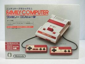 【中古】ニンテンドークラシックミニ ファミリーコンピュータ 任天堂/Nintendo ゲーム機本体 ファミコンミニ【出雲店】【中古】
