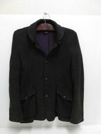 【中古】SHIPS シップス 4B ジャケット セレクト 112-02-1064 ブラック サイズ:L 綿【アウター】【メンズ古着】【鳥取店】