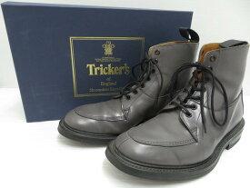 【中古】Tricker's M6356 Uチップブーツ トリッカーズ【メンズ】【靴】【鳥取店】
