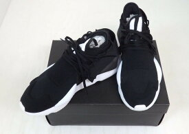 【中古】Y-3 ワイスリー Yohji yamamoto/ヨウジヤマモト adidas/アディダス F97424 KAIWA KNIT/カイワニット 27.5cm【靴/スニーカー】【米子店】