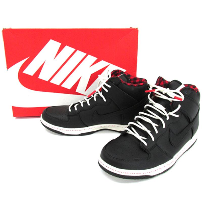 【中古】【メンズ古着】NIKE ナイキ DUNK ULTRA ダンク ウルトラ サイズ:26cm/カラー:ブラック/スニーカー/靴 シューズ【山城店】