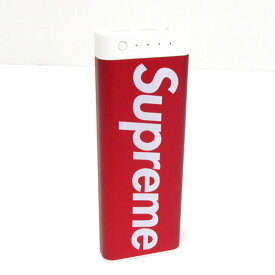 【中古】Supreme×mophie シュプリーム×モーフィー モバイルバッテリー / コラボ / 携帯充電器 【山城店】