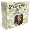 【中古】《CD》Beethoven: Symphonies 1-9 Box set, Import【CD部門】【山城店】