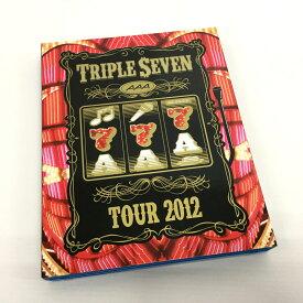【中古】【クリックポスト発送可】《Blu-ray》AAA TOUR 2012 - 777 - TRIPLE SEVEN【CD部門】【山城店】