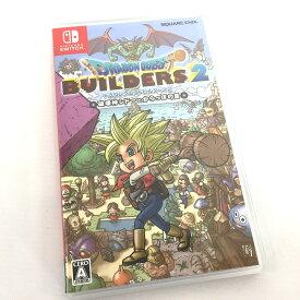 【中古】ドラゴンクエストビルダーズ2 破壊神シドーとからっぽの島 + 冒険と創造の書【Nintendo Switch ソフト】【ゲーム】【山城店】