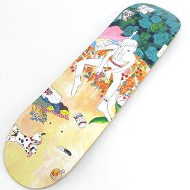 """【中古雑貨】Supreme シュプリームBedroom skateboards """"18A/W"""" ベッドルーム スケートボード【スケボー】【山城店】"""