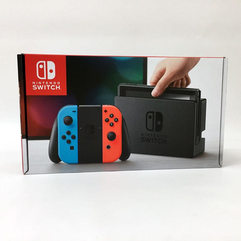 【中古】任天堂 ニンテンドースイッチ Nintendo Switch ブルー・レッド【Nintendo Switch 本体】【ゲーム】【山城店】