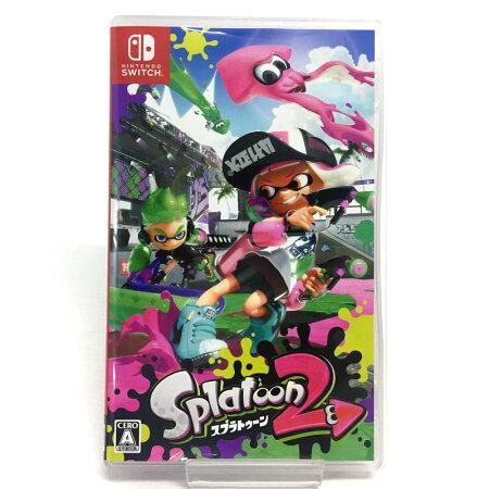 【中古】【クリックポスト発送可】スプラトゥーン2【NintendoSwitchソフト】【ゲーム】【山城店】