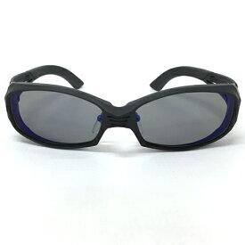 【中古】ZEAL OPTICS ジールオプティクス VERO 2nd F-1324 ALL MATTE BLACK TRUEVIEW SPORTS BLUE MIRROR 偏光サングラス【服飾小物】【山城店】