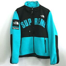 【中古】Supreme×THE NORTH FACE シュプリーム×ザ・ノースフェイス Arc Logo Denali Jacket アーチ ロゴ デナリ ジャケット/ストリート 【メンズ古着】【山城店】
