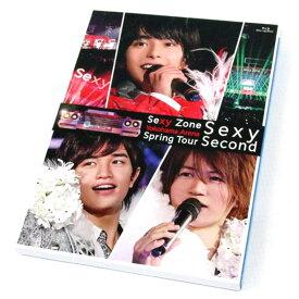 【中古】【クリックポスト発送可】《帯付》《Blu-ray》 Sexy Zone Spring Tour Sexy Second (初回限定盤) /男性アイドル【CD部門】【山城店】