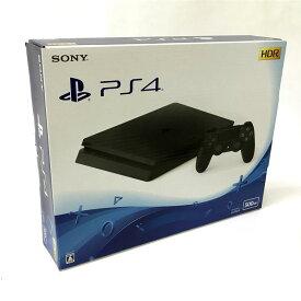 【中古】SONY PlayStation4 CUH-2200 500GB ジェット・ブラック【PS4 本体】【ゲーム】【山城店】