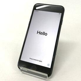 【中古】 docomo Apple iPhone7 256GB MNCQ2J/A ブラック【白ロム】【353836084907112】【利用制限: ○】【iOS 14.0】【スマホ】【山城店】