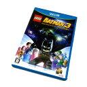 【中古】 ワーナーブラザーズ wiiU LEGO (R) バットマン3 ザ・ゲーム ゴッサムから宇宙へ WB/レゴ/任天堂/nintendo/ゲーム【山城店】