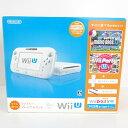 【中古】任天堂 Wii U すぐに遊べるファミリープレミアムセット(シロ) 32GB/本体/nintendo【ゲーム部門】【山城店】