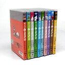 【中古】《DVD》楽しいムーミン一家 DVD 10本セット/キッズ・ファミリー【山城店】