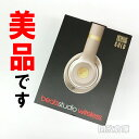 ★美品です! Beats by Dr.Dre beats Studio Wireless 密閉型ヘッドホン Bluetooth対応 ゴールド MHDM2PA/A...
