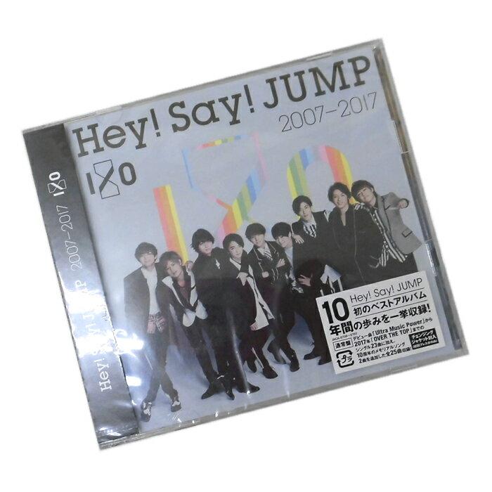 【中古】《未開封》Hey! Say! JUMP 2007-2017 I/O 邦楽/CD 【山城店】