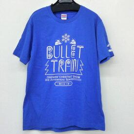 2f3572ad6524 【中古】カイ(超特急)Tシャツ ブルー/アーティストグッズ【CD