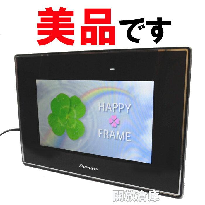 ★美品!Pioneer デジタルフォトフレーム 7型 2GBメモリー 動画対応 HF-T730-K 【中古】【デジタル家電】【山城店】