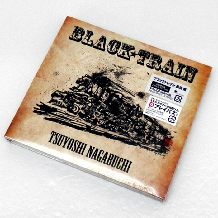 【中古】《未開封》《初回限定盤》長渕 剛 BLACK TRAIN/邦楽CD+DVD【CD部門】【山城店】