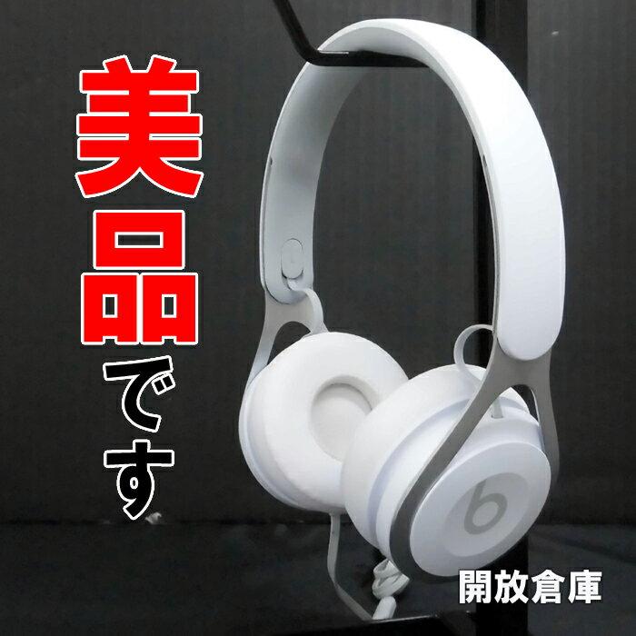 ★良品です!Beats by Dr.Dre ヘッドホン Beats EP 密閉型オンイヤー ホワイト ML9A2PA/A 【イヤホン/ヘッドフォン】【デジタル家電】【中古】【山城店】
