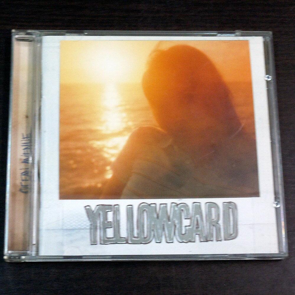 ♪Yellowcard / イエローカード【Ocean Avenue / オーシャンアヴェニュー】CD/洋楽/ハードロック【中古】【生活館】