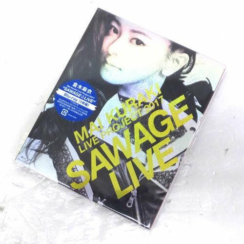 """【中古】Mai Kuraki Live Project 2017""""SAWAGE☆LIVE""""/倉木麻衣 /邦楽Blu-ray【CD部門】【山城店】"""