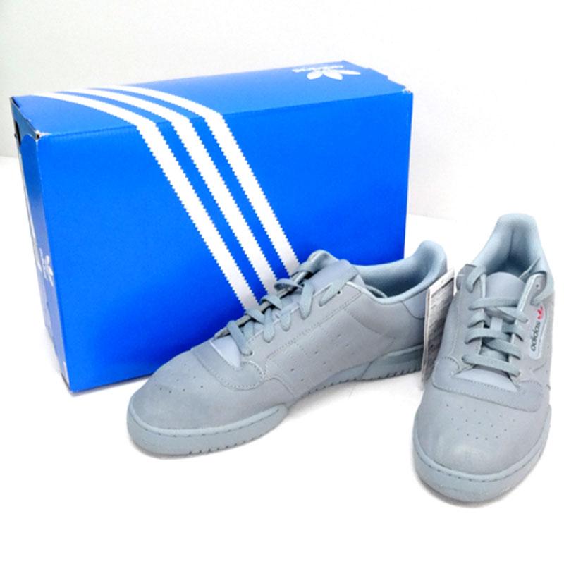 adidas originals YEEZY POWERPHASE アディダス オリジナルス イージーパワーフェーズ/30cm/グレー/スニーカー/靴 シューズ 【中古】【メンズ古着】【山城店】
