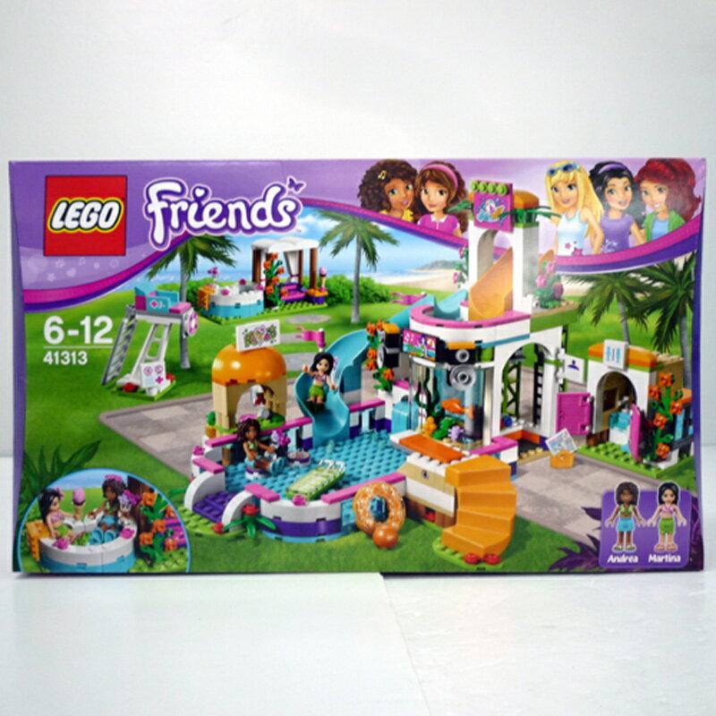 【中古】《未開封》レゴ レゴ (LEGO) フレンズ ドキドキウォーターパーク 41313/LEGO【おもちゃ】【山城店】