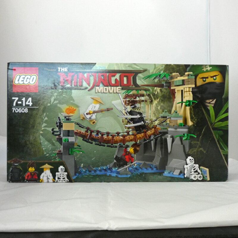 【中古】《未開封》レゴ レゴ(LEGO)ニンジャゴー 島のつり橋 70608/レゴ LEGO【おもちゃ】【山城店】