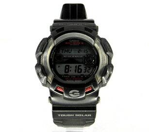 G-SHOCK ジーショック GULFMAN ガルフマン《CASIO/カシオ/腕時計》電波ソーラー【GW-9110-1】【服飾小物】【中古】【山城店】