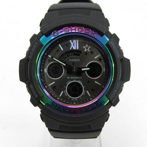 CASIO カシオ G-SHOCK ジーショック 時計 品番: LOV-17B-1AJR/カラー:黒/クォーツ《腕時計/ウォッチ》【服飾小物】【中古】【山城店】