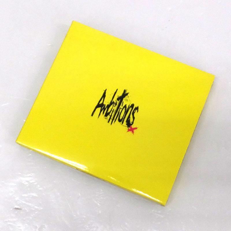 【中古】《初回限定盤》Ambitions/ONE OK ROCK/邦楽CD+DVD【CD部門】【山城店】